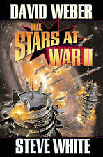 STARS AT WAR II, THE - Steve White, David Weber (Hardcover, 2005, Free Postage)