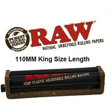 RAW Rolling Machine Eco Plastic 2 Way Adjustable 110mm King Size Roller