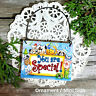 DECO Mini Sign YOU ARE SPECIAL Wood Ornament Gift  Birthday Friend Co Worker