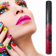 Lipgloss Rot Matt 24H langanhaltend matter Lippenstift Lipstick lipliner Kosmeti