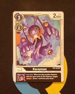 Keramon - BT2-053 - Rare - Digimon TCG