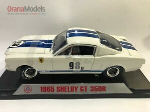 1:18 Ford Shelby GT 350R #98 Ken Miles * SH170
