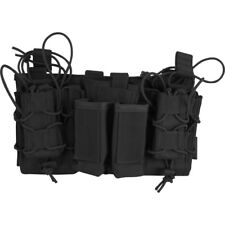 Viper Tactical Modular MOLLE Mag Rig Rifle & Pistol Magazine Pouch Set Black