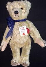 "HERMANN Teddy Original ""FLORIAN"" 16"" MOHAIR Bear Jointed Plush w/Sound #501/1000"