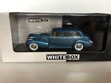 1:43 Whitebox Cadillac Series 75 Fleetwoos V8 Sedan 1939 WB153