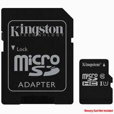 SD Memory Card Reader for Kingston Micro SD to SD Memory Card upto 200GB SDXC SD