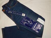 CROP Jeans Bandolino 4 Smooth Operator Slimming Thigh Yosemite Med Stretch B3