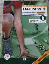 TELEPASS + VOL.B SECONDO BN EDIZ.RIFORMA - P.BONI e P.GHIGINI - SCUOLA & AZIENDA