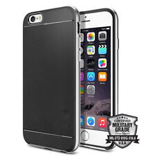 IPHONE 6 PLUS STEALTH SILVER NEO HYBRID SHOCK COVER CASE LIKE SPIGEN LIFEPROOF