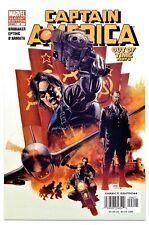 CAPTAIN AMERICA Vol.5 #6(6/05)1:FULL WINTER SOLDIER(+1st CVR)VARIANT(CGC IT)9.8!