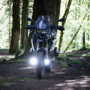 PIAA 1100p LED Light Kit for BMW F800GS F800GT F800R F800ST S1000RR Adventure