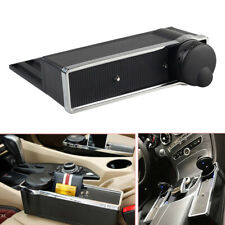 Universal Auto Seat Driver Pocket Storage Armrest Box Collector Holder Organizer