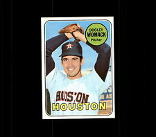1969 Topps 594 Dooley Womack NM #D462353
