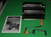Weston Pasta Machine Pasta Maker Model 01-0201