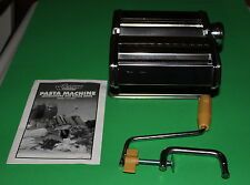 Weston Pasta Machine Pasta Maker Model 01-0201