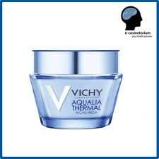 Vichy Aqualia Thermal Rich Hydration for Dry, Sensitive Skin 1.69 fl oz (50 ml)