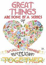 Mary Engelbreit-Van Gogh-Great Things-Blank Greeting Card w/Envelope-New!