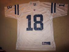 Peyton Manning #16 Indianapolis Colts Reebok NFL Jersey LG L mens