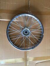"""Motorcycle 19"""" Front Rim  Steel Rim 6 Stud"""
