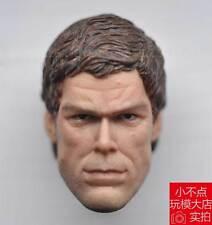1/6 Scale Dexter Morgan Michael C.Hall Head Sculpt