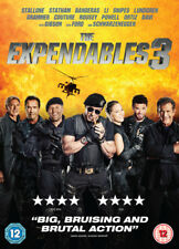 The Expendables 3 DVD (2014) Sylvester Stallone