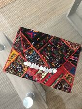Unique Banjara Tribal Coin Over Sized Clutch