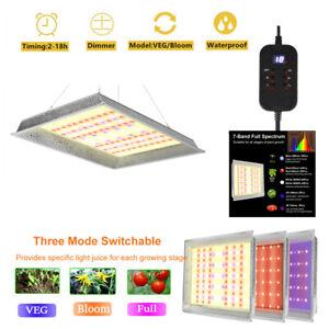 1200W LED Grow Light Veg/Bloom/Full Spectrum for Indoor Plant Veg Flower Growing