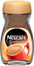 Nescaf� Fine Blend Instant Coffee Jar, 100 g (Pack of 6)