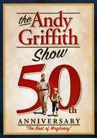 THE ANDY GRIFFITH SHOW: 50TH ANNIVERSARY - THE BEST OF MAYBERRY NEW DVD