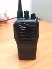 icom ic-f4011 UHF Portable Two Way Radio 400-470 MHZ