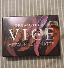 Urban decay lip gloss balm beauty bundle vice lipstick makeup make up palette