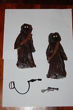 "Jawa 6"" Figure 2 Pack-Star Wars-Hasbro 1/6th Scale-Customize Side Show 12"""