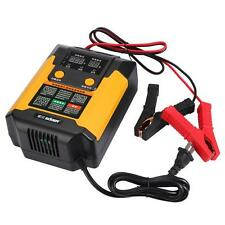 Full Automatic 12V/24V Intelligent Pulse Repair Car Battery Charger 220V Charger