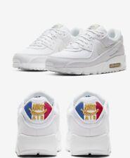 "Nike Air Max 90 Premium ""Paquete De Ciudad París"" (CQ0912 100) Size UK 12 EU 47.5"