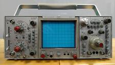 Telequipment D75 Oszilloskop 50 MHz 2 Kanal analog, getestet Okay