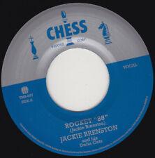 """JACKIE BRENSTON - Rocket 88 7"""" 45"""