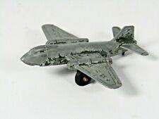 Vintage MIDGETOY Rockford IL Toy Metal USAF Air Force Bomber Plane Airplane