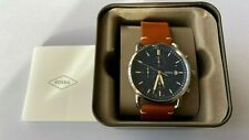 Men's Fossil Commuter 42mm Stainless Steel Case Chronograph