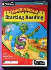 Passer devant à partir de la lecture pc cd-rom amusant d'apprendre Âges 4-5 neuf et scellés!