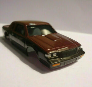 AFX JL! [ 87 BUICK GRAND NATIONAL ] Body x1. >HTF_Vintage New! #Fits_Turbo & SG+