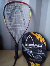 Head Titanium Technology Racket w/cover
