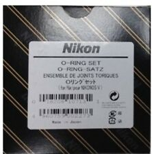 Nikon Nikonos V O ring set 4 ring 1 grease Genuine FromJapan