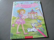 NEU Rubbelsticker & Malbuch Prinzessin Lillifee Coppenrath Spiegelburg