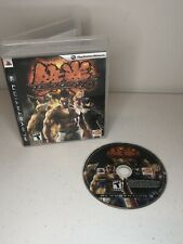 Tekken 6 (Sony PlayStation 3, 2009) PS3 In Good Condition Missing Manual OBO