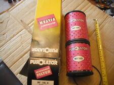 Fowler Marshall Purolator oil filter  MF 146 A New old stock