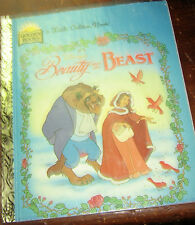 LGB BEAUTY AND THE BEAST by TEDDY SLATER WD HC 1996