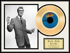 BUDDY HOLLY - MAYBE BABY GOLDENE SCHALLPLATTE (SI03012)