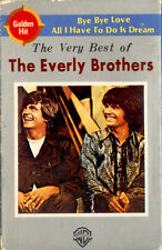EVERLEY BROTHERS Greatest Hits cassette tape Korea import Little Susie Asian