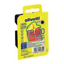 OLIVETTI FPJ20 84431 W - ORIGINALE -  CARTUCCIA  INK-JET - FATTURABILE