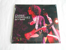Carrie Rodriguez Live In Louisville CD 12 Tracks Fan Club NEW